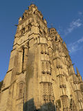 Cathedrale Saint-Gatien, Tours ( France ) Royalty Free Stock Image