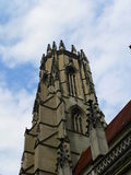 Cathedrale Saint-Nicolas, Fribourg ( Suisse ) Stock Photography