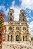 Cathedrale Sainte Croix d Orleans Stock Photos