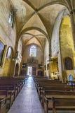Cathedrale Sainte Sauveur em Aix-en-Provence, França Imagens de Stock