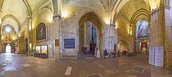 Cathedrale Sainte Sauveur em Aix-en-Provence, França Fotografia de Stock
