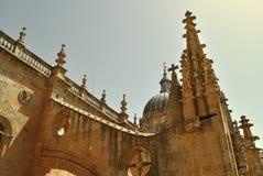 Cathedralof Salamanca Stock Image