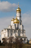 Cathedrals in the Kremlin. Russia, Moscow Stock Photography