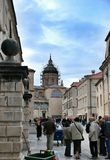 Cathedrals of St. Blaise and Assumption, Dubrovnik Stock Images