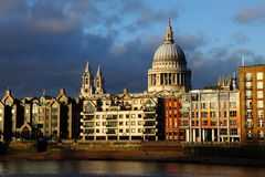 catheral st london Паыля s Стоковое Фото