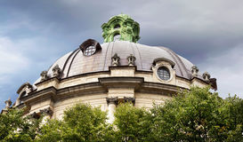 Catherdal dome Royalty Free Stock Image