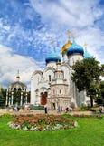 catherdal ortodoxt Arkivfoto