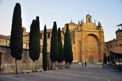 Catherdal of Salamanca Stock Photo