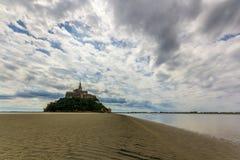 Catherdral на острове Стоковые Изображения RF