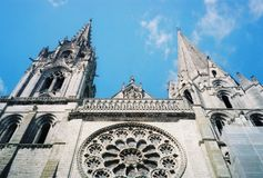 Catherdral Stock Photography