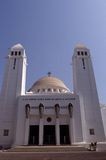 A catherdral in Dakar, Senegal Stock Images