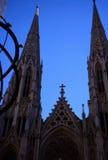 catherdral Patrick miasta nowy York st. Zdjęcie Royalty Free