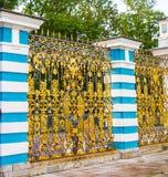Catherine's宫殿Tsarskoe Selo圣彼德堡俄罗斯 免版税库存图片