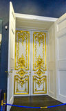 Catherine's-Palast Tsarskoe Selo St Petersburg Russland Stockfotografie