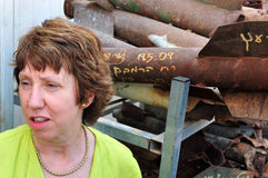 Catherine Ashton Royalty Free Stock Photos