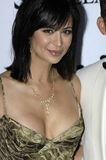 Catherine Bell on the red carpet. Stock Image