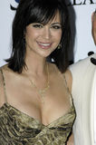 Catherine Bell on the red carpet. Stock Photos