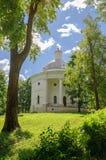 Catherine Church, Museum of bells in the Valdai Stock Photo