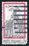 Catherine de Sienne image libre de droits