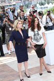 Catherine Deneuve and Chiara Mastroianni Royalty Free Stock Image