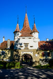Catherine gate in brasov, romania Royalty Free Stock Image