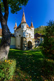 Catherine gate in brasov, romania Stock Photos