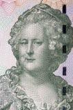 Catherine The Great un retrato