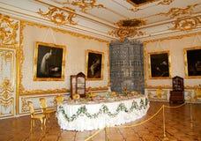 Catherine- The Greatpalast St Petersburg lizenzfreie stockfotos
