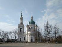 Catherine Kathedrale an einem Frühlingsnachmittag stockfoto