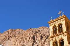 catherine monasteru s święty Obraz Royalty Free