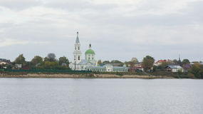 Catherine nunnery in Tver Royalty Free Stock Images