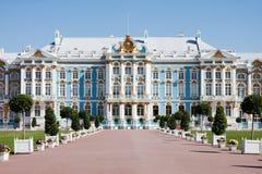 catherine pałac s Zdjęcie Royalty Free