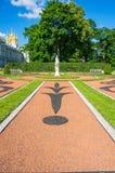 Catherine Palace en St Petersburg, Rusia Imagen de archivo libre de regalías