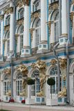 Catherine Palace Front Royalty Free Stock Photos