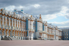 Catherine Palace In Tsarskoe Selo. Royalty Free Stock Image