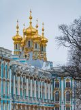 Catherine Palace IV Immagine Stock