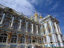 Catherine Palace, Pushkin Imagem de Stock Royalty Free