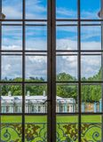 Catherine Palace in Pushkin, Saint Petersburg, Russia Royalty Free Stock Image