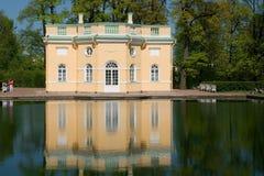 Catherine Palace in Pushkin Stock Images