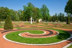 Catherine Palace in Pushkin Stock Photo