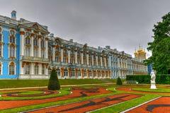 Catherine Palace - Pushkin, St Petersburg, Rusia fotografía de archivo libre de regalías