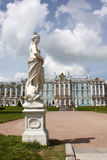 Catherine Palace in Russia Stock Images