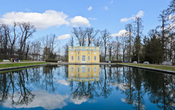Catherine Palace, Russia Royalty Free Stock Photo