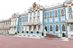 Catherine Palace St Petersburg Royaltyfri Bild