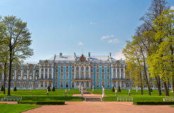 Catherine Palace, St. Petersburg, Russia Stock Images