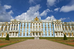 Catherine Palace. Summer view Royalty Free Stock Photos