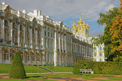 The Catherine Palace Stock Images