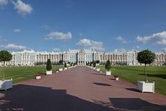 The Catherine Palace Tsarskoye Selo (Pushkin), St Royalty Free Stock Images