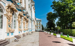 Catherine Palace Royalty Free Stock Photos