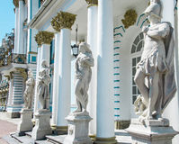 Catherine Palace Stock Photography